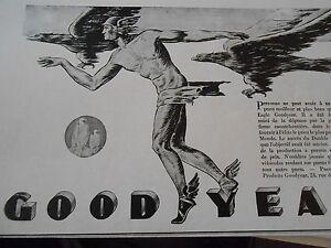 Pub-1930-Eagle-Good-Year-Pneumatiques