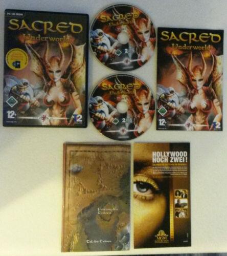 1 von 1 - Sacred Underworld (PC, 2005, DVD-Box)