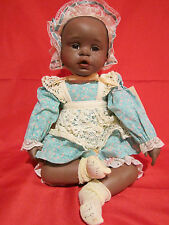 Danielle Porcelain Doll By Yolanda Bello Edwin M Knowles Picture Perfect Babies
