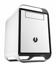 BitFenix Prodigy M Micro ATX Chassis PC Gaming Cube Case - Arctic White USB 3.0