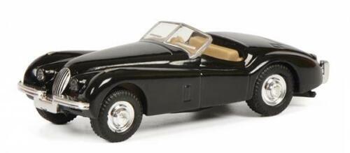 Schuco Jaguar XK 120 Black 1:87 452651600
