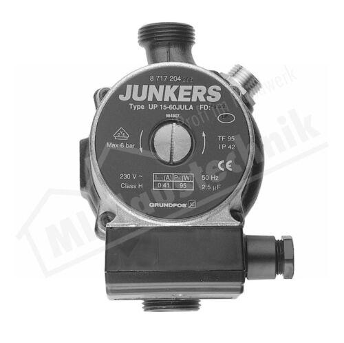 Junkers 87172042650 Pumpe m.Luftabscheider 6 Meter