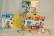 Your Baby Can Read! Early Language Development System DVD Flap Books Word Cards