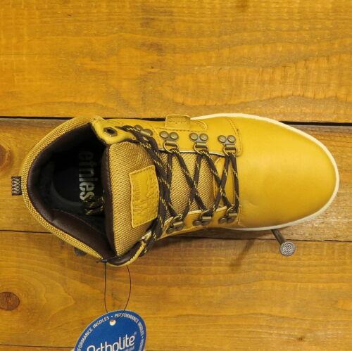 gefüttert! ETNIES High Rise ODB LX Herren Schuhe Sneaker brown 4101000408-200