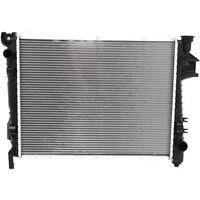 Radiator Fits Dodge Ram 1500 Natural Plastic Ch3010281