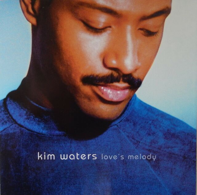 Kim Waters - Love's Melody (CD, 1998, Shanachie Records) VG++ 9/10