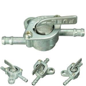 pour-moto-quad-tondeuse-a-gazon-Robinet-d-039-essence-Inline-Universal-6mm-Petcock