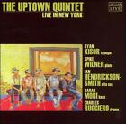 Live in New York by The Uptown Quintet (CD, Jan-2011, Cellar Live Records)