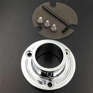 New-Aluminum-Exhaust-Tip-Muffler-For-2005-2007-Yamaha-TTR230-with-stock-exhaust