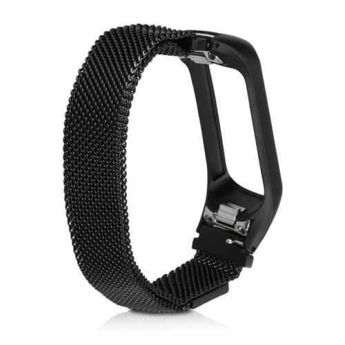 Uhr Ersatzarmband für Samsung Galaxy Fit e Uhrenarmband Edelstahl Milanese