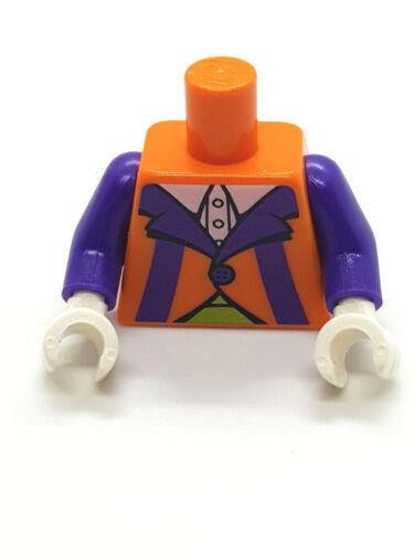 LEGO-Minifigures x 1 il tronco per la Festa Clown di serie 18 parti