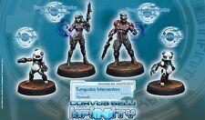 Infinity BNIB Nomads - Interventors of Tunguska 280570