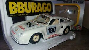 BURAGO-1-24-PORSCHE-959-RAID-COD-0121