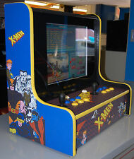 Bar Top 621 in 1 Multiple Games Arcade! Simpsons, X-Men, TNMT, Tapper, Paper Boy