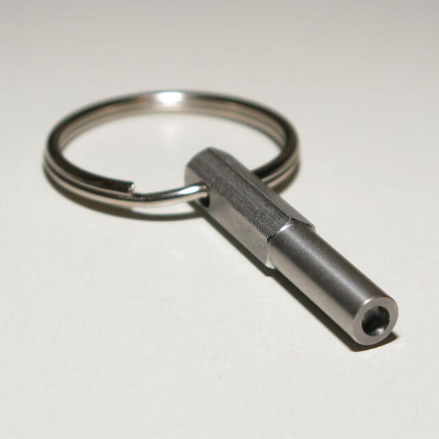 Jura Capresso Service Repair Tool Key - Open Security Oval Head Screws