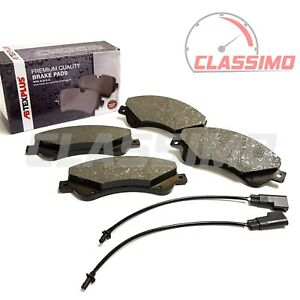 Front-Brake-Pads-for-FORD-TRANSIT-Mk-7-260-280-300-FWD-models-2006-2013