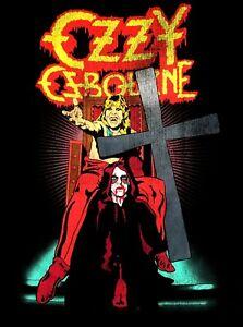OZZY-OSBOURNE-cd-cvr-SPEAK-OF-THE-DEVIL-BACK-COVER-Official-SHIRT-2X-New-sabbath