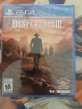 Desperados Iii Standard Edition Sony Playstation 4 2019 For Sale Online Ebay