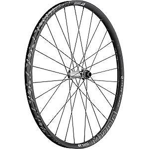 DT Swiss M 1700 wheel, 30 mm rim, 15 x 100 mm axle, 27.5 inch front blk sil