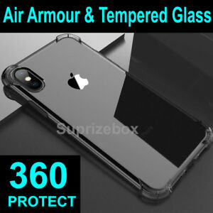 360-caso-para-iPhone-11-Pro-Max-XR-XS-Max-7-8-Plus-X-6s-cubierta-de-silicona-a-prueba-de-choques