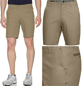 Under-Armour-UA-Showdown-Chino-Golf-Shorts-RRP-50-ALL-SIZES-Canvas-Beige