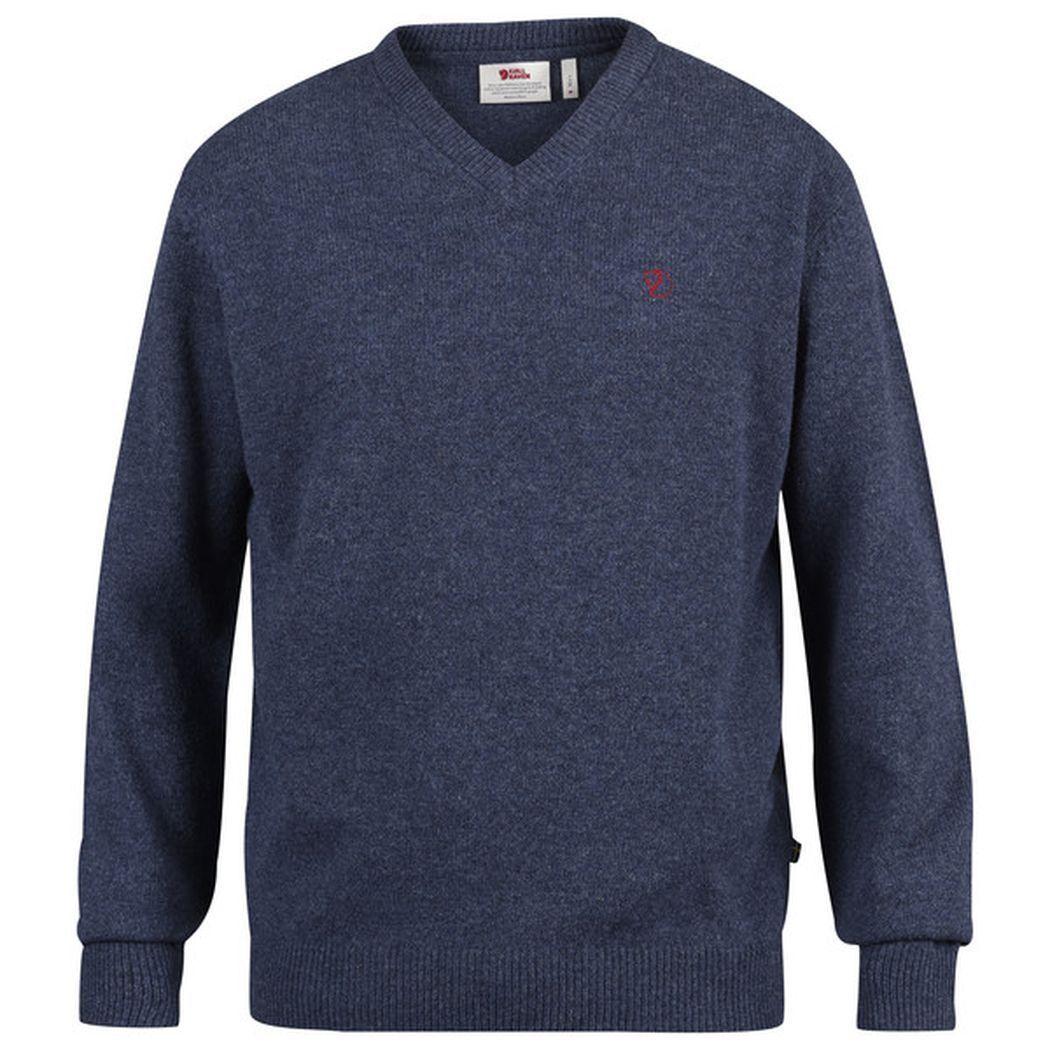 Fjäll Räven Shepparton Sweater Men Pullover Größe L L L Storm 80092 f9b551