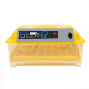 Inkubator Brutmaschine Brutkasten Incubator Geflügel Brutapparat automatisch