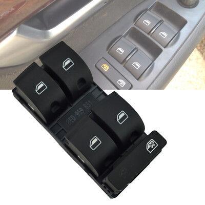 Utile Mando Interruptores Elevalunas Para Audi A4 B6 B7 Rs4 Seat Exeo / Botonera Audi