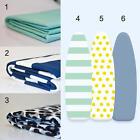 Thick Pad Underlay Cotton Heat Retaining Felt Ironing Iron Board Cover 128*40cm