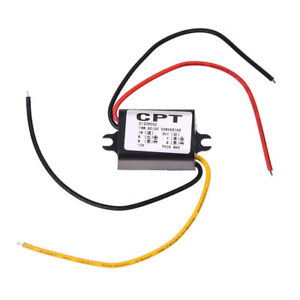 18W-2A-DC-DC-STEP-DOWN-BUCK-CONVERTER-12V-TO-9V-CAR-POWER-ADAPTER-W-PROOF