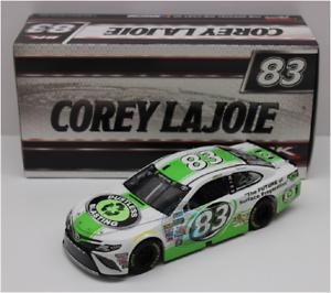 NASCAR 2017 COREY LAJOIE #83 DUSTLESS BLASTING 1//24 CAR