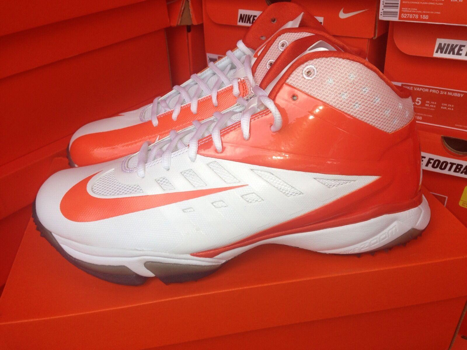 DS Nike Vapor Pro 3/4 Nubby Mens Athletic Shoes Size 15