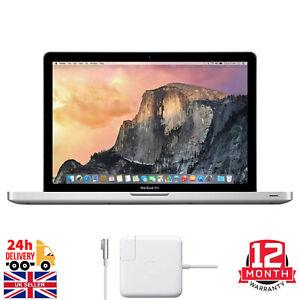 "Apple MacBook Pro 13.3"" Laptop Core i5 2.5GHz 4GB RAM 500GB HDD 2012 Very Good"