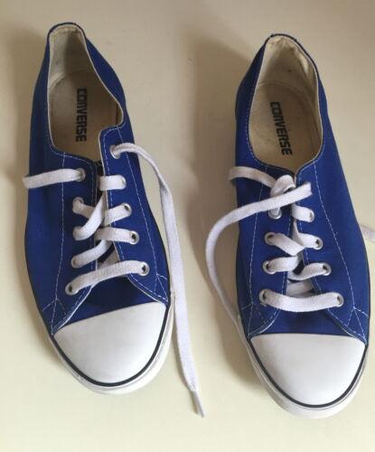 Donna blu Star donna per 6 Scarpe Uk All Pump Converse da ginnastica Ix0EwqF8