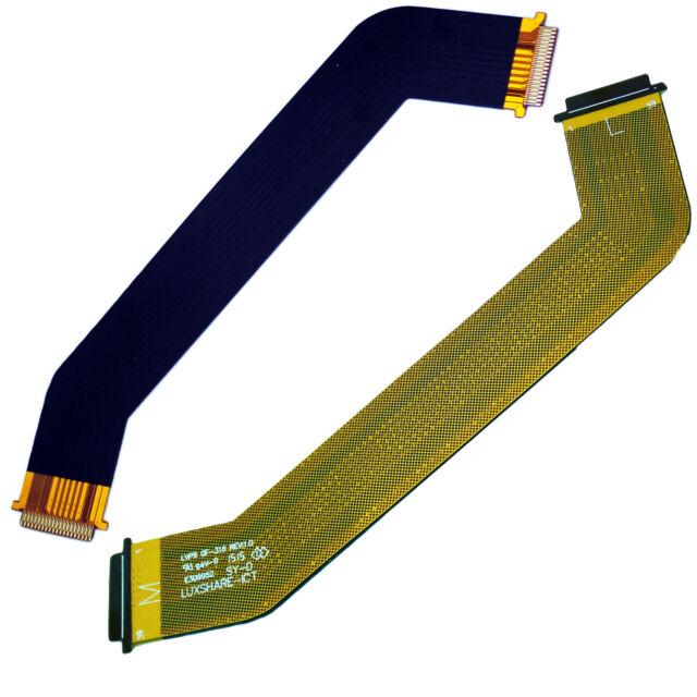 LCD Flex Cinta Cable Conector Para Lenovo Ideatab A10-70 A7600-F Tableta Reparar