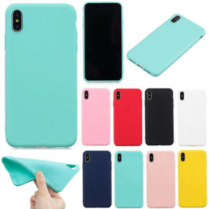 Ultra-Slim-Back-Silicone-Rubber-Case-TPU-Cover-Shockproof-Protective-Skin-Bumper