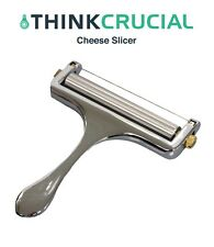 Adjustable Thickness Cheese Slicer with Stainless Steel Cutting Wire