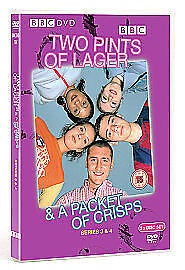 Two-Pints-of-Lager-and-a-Packet-of-Crisps-Series-3-and-4-DVD-2004-Ralf