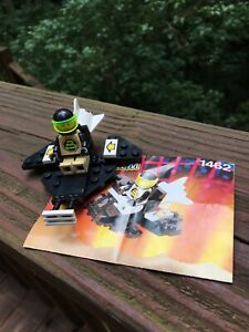 Details about LEGO Blacktron Galactic Scout Set #1462 Complete with  Instructions & MiniFigure