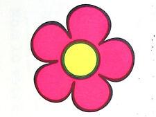 UV GLOW Flor Tatuaje Temporal UV008