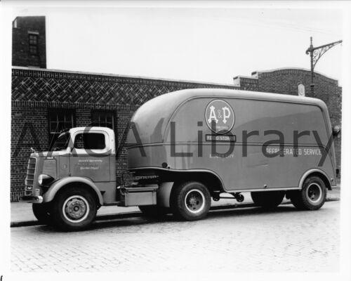 Factory Photo 1939 Mack A/&P Model EHU Tractor Trailer Truck Ref. #55626