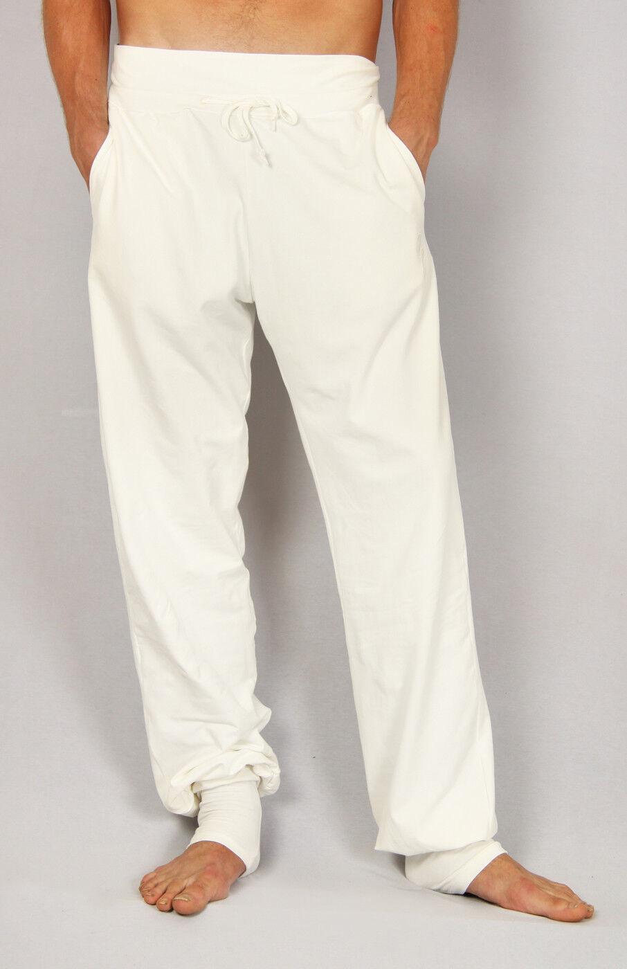 Yogahose  mahan  - Weiß Weiß von Breath Of Fire