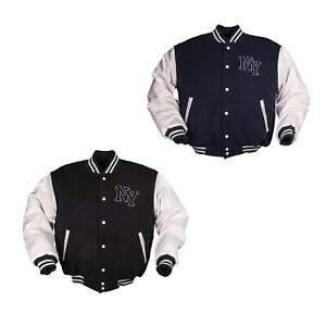 3xl New With Jacket Blackwhiteamp; Navywhite Size Ny Baseball Original Title About S Show Details Patch oedxBC