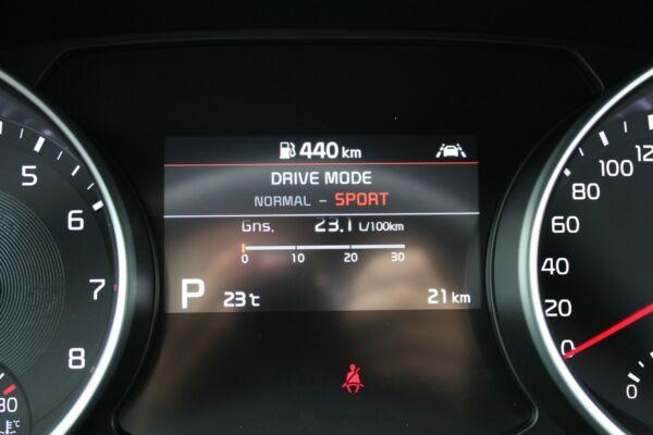 Kia ProCeed 1,6 T-GDi GT DCT billede 12