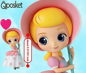 100/% Authentic! Q posket Pixar Characters Special Color Bo Peep Toy Story 4