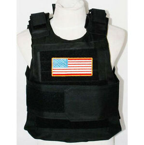 New-Syle-Tactical-Paintball-Body-Armor-Vest-BK-Black-US029