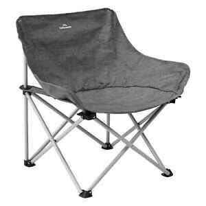 NEW-Kathmandu-Roamer-Bucket-Outdoor-Camping-Picnic-Chair-Med-Grey-ONE