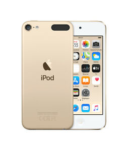 Apple iPod Touch 6 VI 32 Go Gold + EarPods