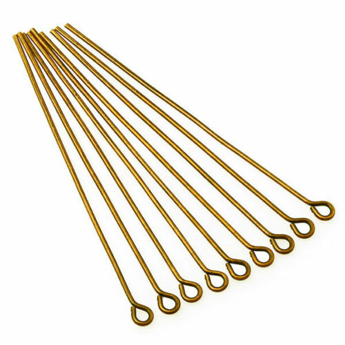 Wholesale 16-70mm Head Eye Pins For Jewelry Making DIY Jewelry Making Findings