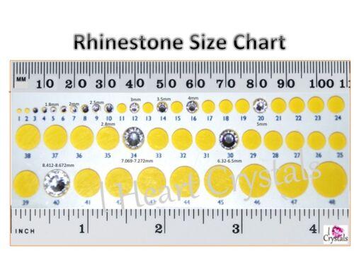 Iridescent Green 16ss 4mm Swarovski Crystal Flatback Rhinestone 2058 BULK 1440